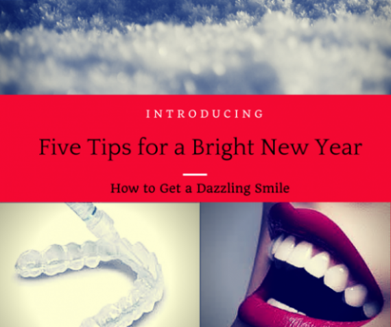 Five Tips for a Bright New Year