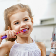 National Children's Dental Health Month: Choosing Tap Water